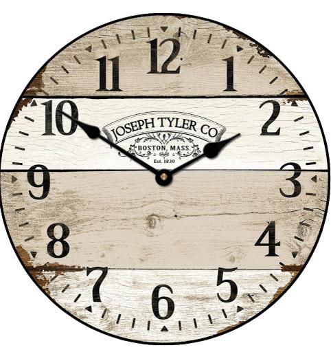 rustica wall clock