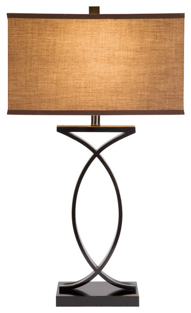 Catalina lighting catalina aria 28 3 way black with gold catalina aria 28 3 way black with gold highlights metal table lamp no mozeypictures Image collections