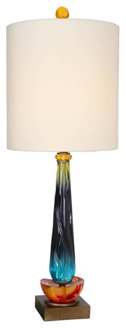 Van Teal 540472 Hanzi Table Lamp.