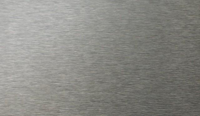 "6""x3"" Peel and Stick Backsplash Metal Subway Wall Tiles, Silver, Set of 100"