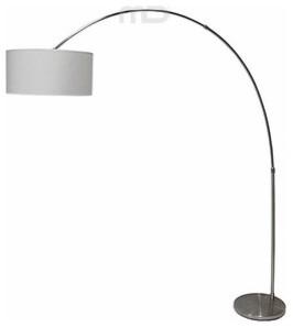 Brella Arc Floor Lamp- White