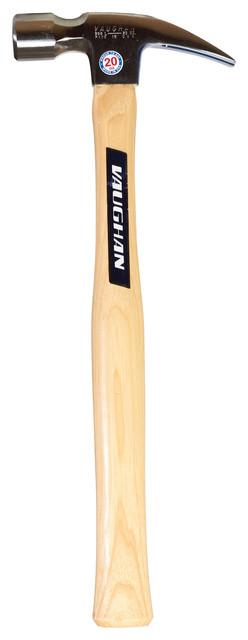 Vaughan-Bushnell 20 Oz. Wooden/handle Frame Hammer 999l.