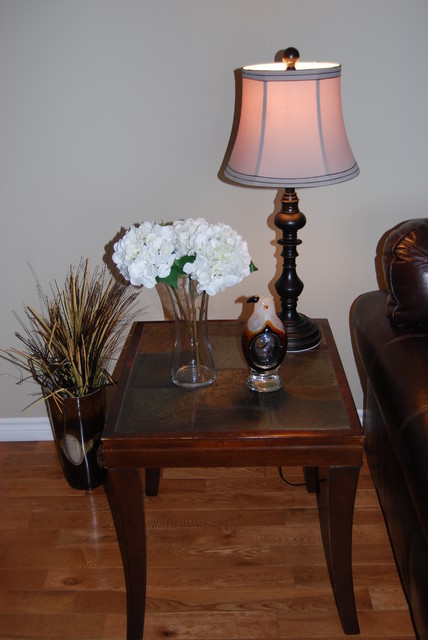 Private client home staging for Decoria interior designs
