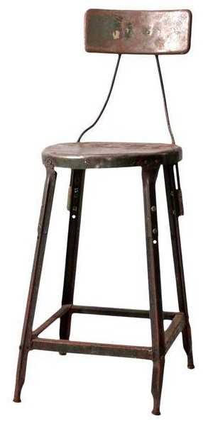Remarkable Consigned Vintage Industrial Drafting Stool Alphanode Cool Chair Designs And Ideas Alphanodeonline