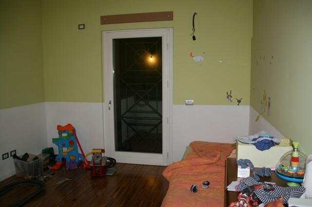 Immagine di una cameretta per bambini design