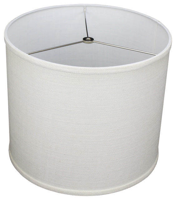 Fenchelshades Drum Lampshade 14 X14 X12