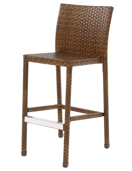 Pleasant Panama Jack St Barths Stationary 30 Barstool Gmtry Best Dining Table And Chair Ideas Images Gmtryco