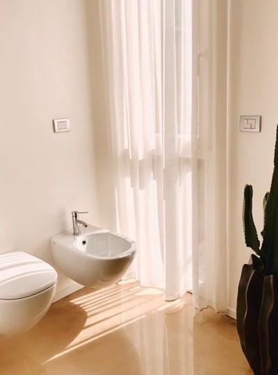 Idee per un bagno di servizio design