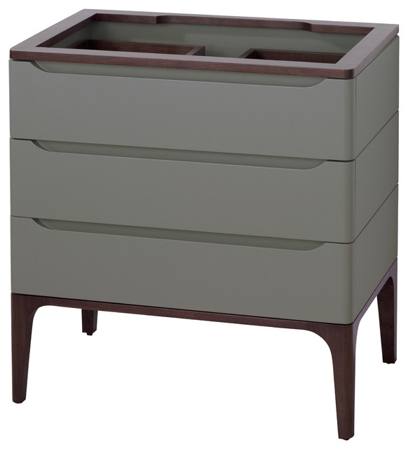 Ronbow Signature Series 28 Bathroom Vanity Transitional Bathroom Vanities And Sink Consoles By Ronbow Corp Houzz