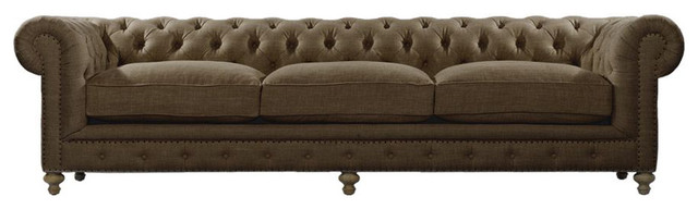 A008 118 Cigar Club Sofa