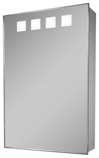 Diamond X Collection K254 Color Change Led Cabinet With Internal Shaver Socket.