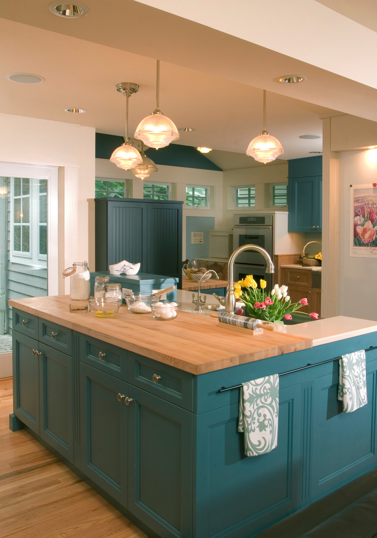 Broadview Kitchen & Bath Remodel - Birth Home Year 1924