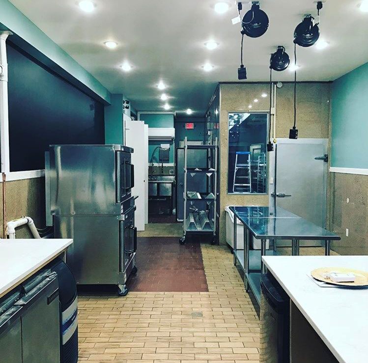 Bakery Redesign Project