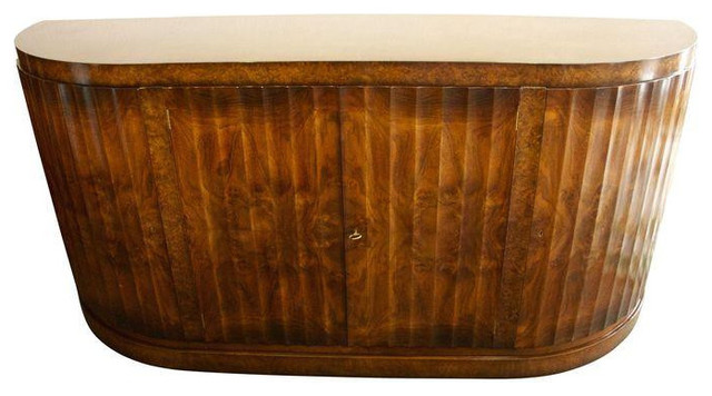 Art Deco Style Buffet By William Switzer   $13,854 Est. Retail   $3,799 On  Chair