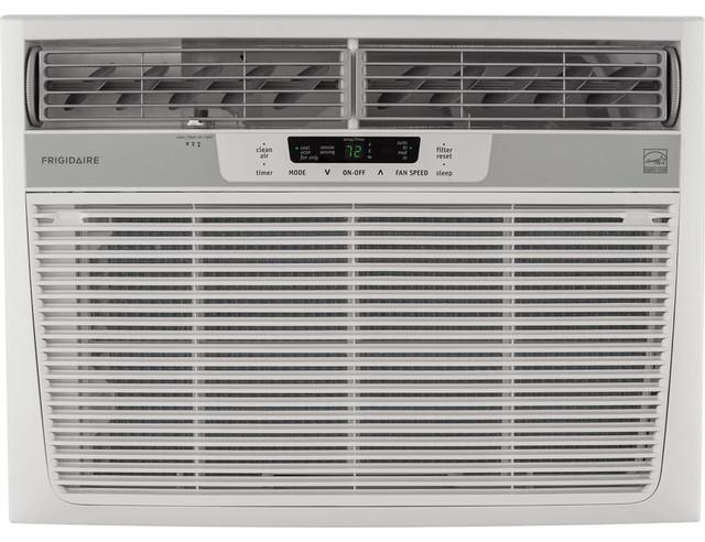 Window Air Conditioner, Electronic Controls, 2016 Estar, 18,000 Btu.
