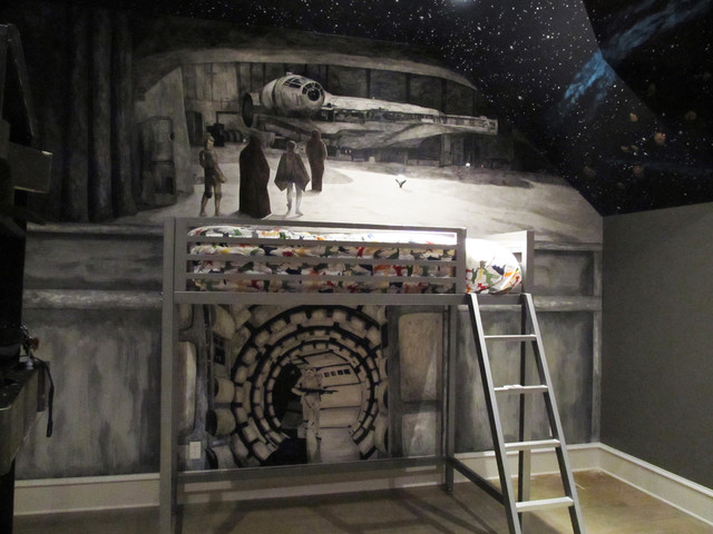 Star Wars Murals Traditional Part 45