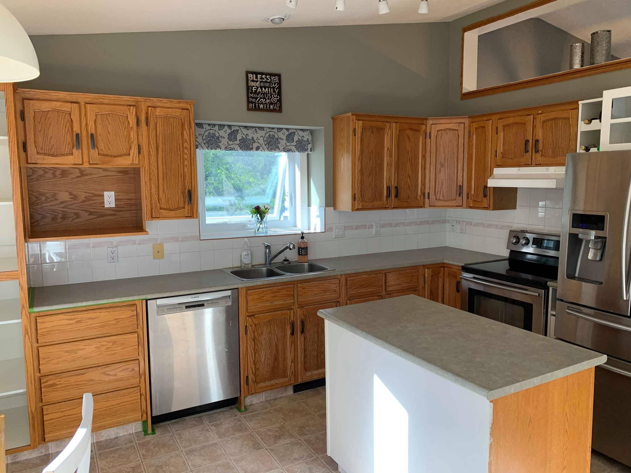 Oak Kitchen Beaumont