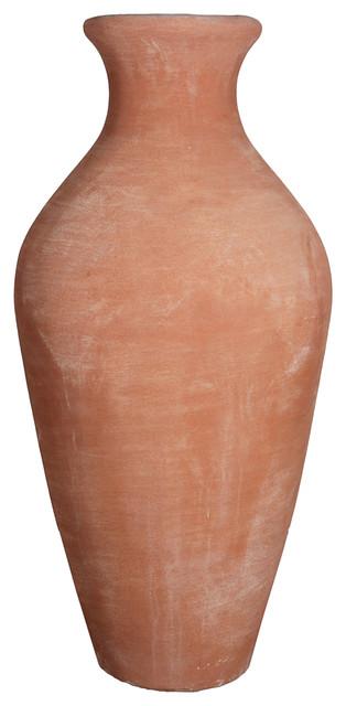 Afrodite Terracotta Plant Pot, Large