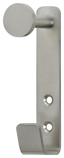 Hafele 842.34.010 Stainless Steel Decorative Hooks - Contemporary - Coatracks And Umbrella ...