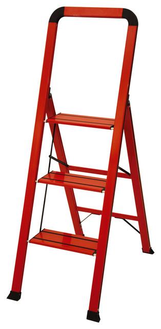 Ascent Products Llc Designer Series Slim 3 Step Ladder