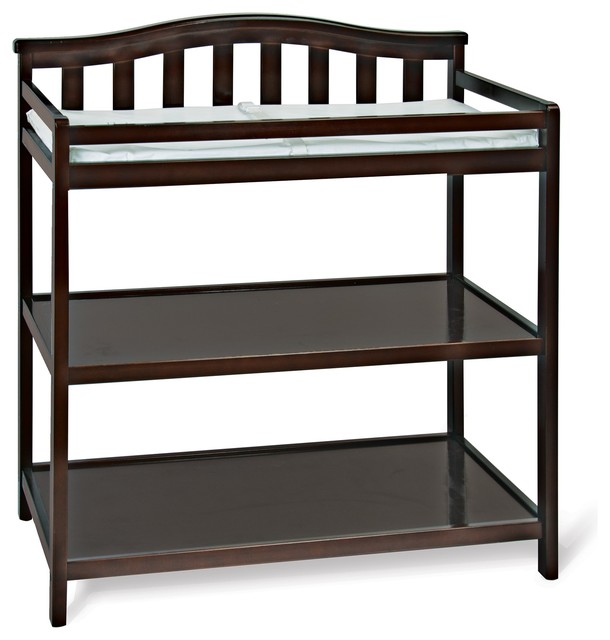 child craft baby child craft arched top dressing table. Black Bedroom Furniture Sets. Home Design Ideas