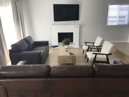 Help With Area Rugs/ Throw Pillows Please! :)