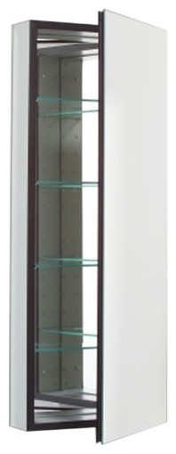 Robern Mp16d6fpn Mp Series Flat Plain Mirror Cabinet.