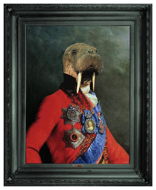 Uncle Walter Canvas, 60x81 cm