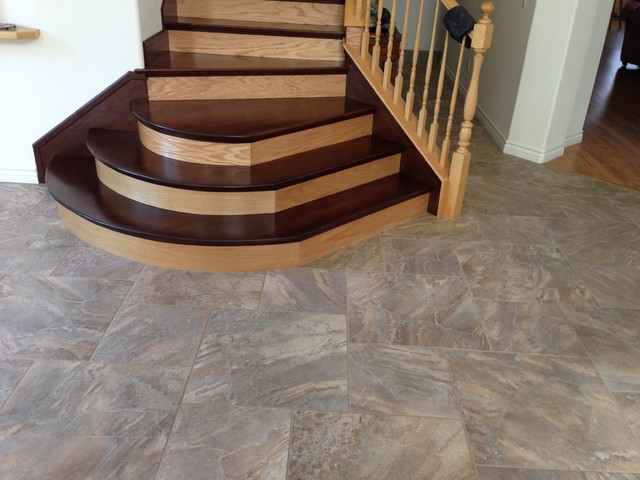 Tile contemporary living room las vegas by expert for Expert flooring solutions
