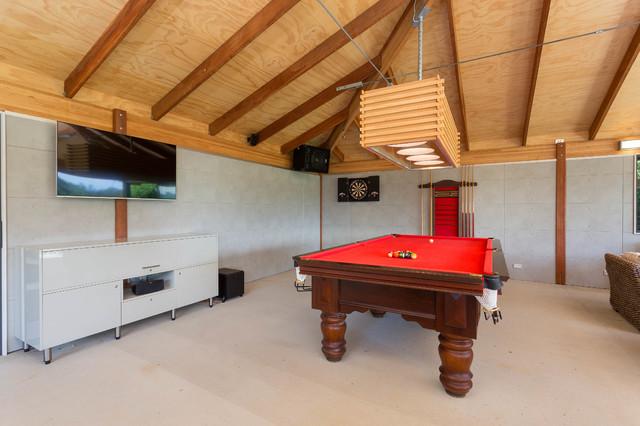 Man Cave Urban Years : Industrial interior design den loft the perfect man cave