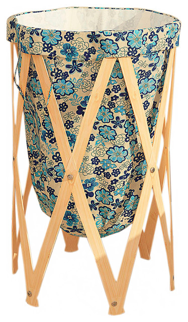 Collapsible Laundry Hamper Blh4.
