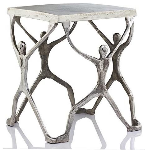 Caballero Man Figure Table.