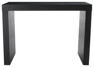 C Shaped Bar Table - Modern - Game Room And Bar Furniture - by ARTEFAC