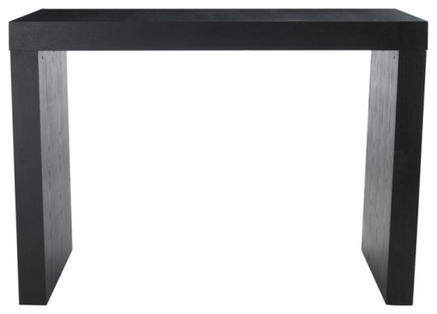 C Shaped Bar Table Contemporary Indoor Pub And Bistro
