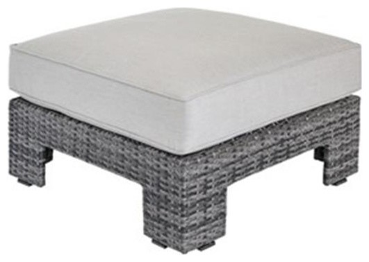 Wondrous Scarlett Outdoor Ottoman Caraccident5 Cool Chair Designs And Ideas Caraccident5Info