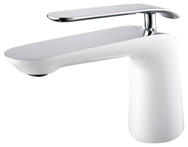 White Faucet Bathroom : All Products / Bath / Bathroom Faucets / Bathroom Sink Faucets
