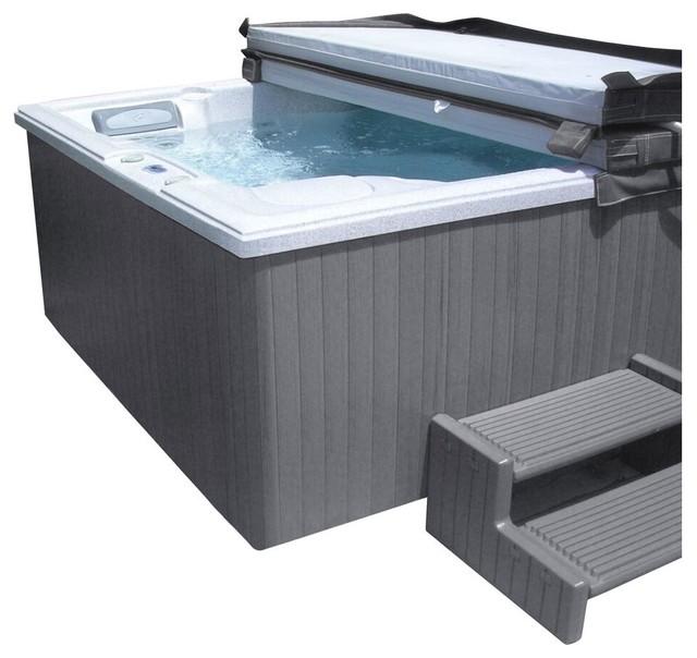 Spa/hot Tub Cabinet Replacement Kit, Coastal Teak
