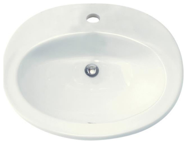 American Standard Piazza Countertop Sink 0478 803 020