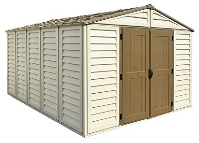 Woodbridge Plus Shed With Foundation, 10.5'x13'