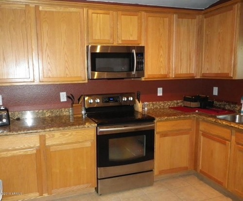 Update Golden Oak Cabinets