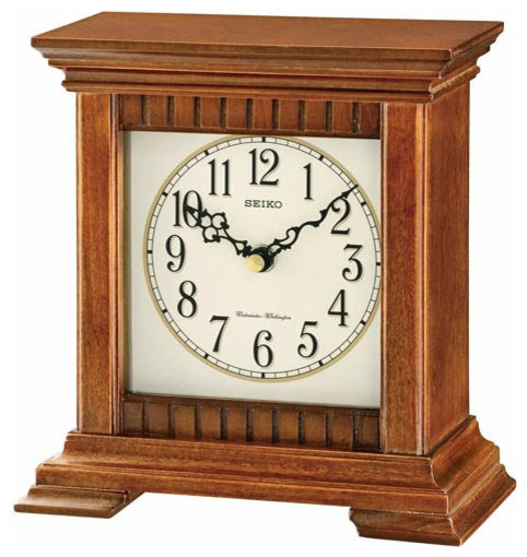 Seiko chiming mantel clocks