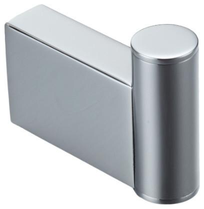 1-3/4 Inch Length Brushed Nickel Finger Pull