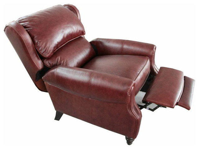 Barcalounger Treyburn Ii Leather Power Recliner