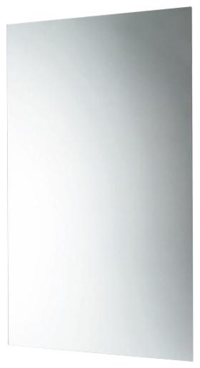 Vertical or Horizontal Polished Edge Mirror