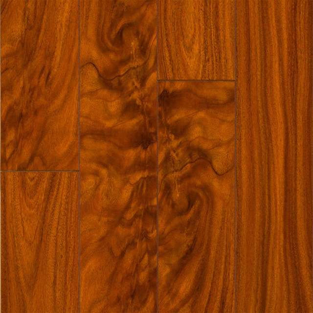 St James Collection By Dream Home 12mm African Gany High Gloss Laminate F Other Lumber Liquidators