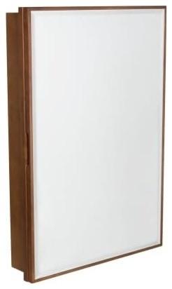 Ronbow 617223 Zuri Medicine Cabinet Bathroom Storage.