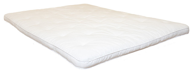 Latex Rubber And Cotton Topper Contemporary Mattress