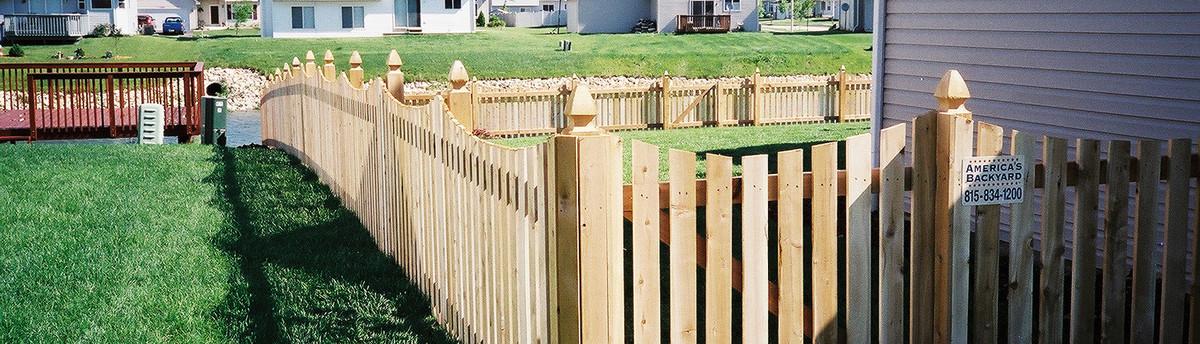 Americau0027s Backyard   Joliet, IL, US 60433   Fencing U0026 Gate Sales U0026  Construction | Houzz