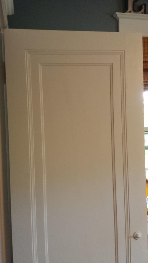 Need Hooks For Very Thin Closet Doors