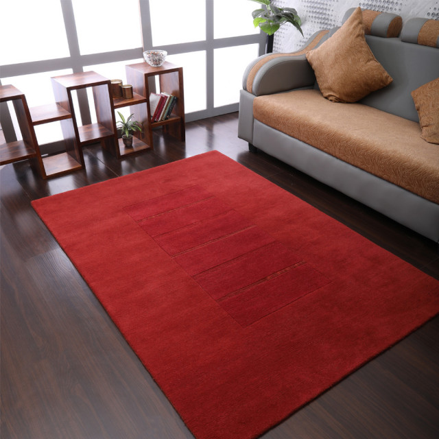Rugsotic Carpets Knotted Tibbati Wool 5